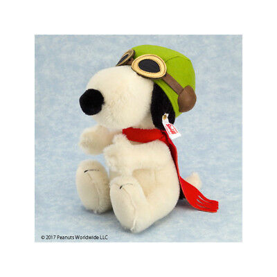 Steiff Snoopy Flying Ace Japan limited dolls teddy bear 24cm Japan only 1500