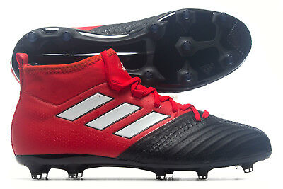 online store 2c4dd 98968 adidas Ace 17.1 FG Kids Football Boots Sports Training Workout Footwear