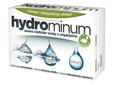 Hydrominum Cellulite, Weight loss, Detox