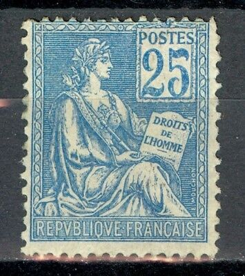France, timbre N° 114 neuf *, TB