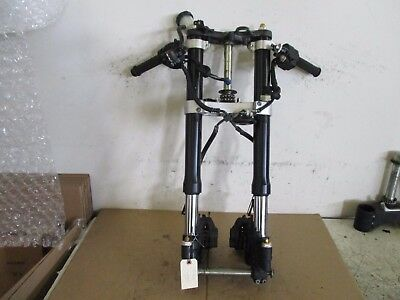08 09 10 11 12 13 14 15 16 Yamaha R6 Complete Front End  R6 Forks Trees Calipers