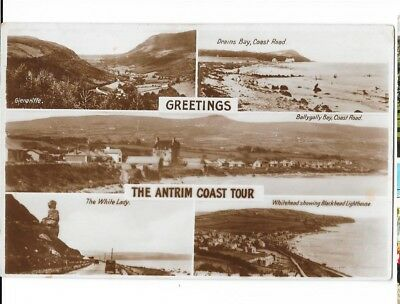 Antrim-The Coast Tour-Northern Ireland