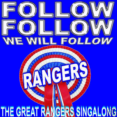 Glasgow Rangers songs Well over 500 songs on dvd disk