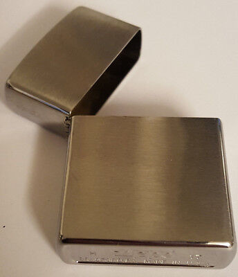 Original ZIPPO Feuerzeug Chrome high polished ohne Insert