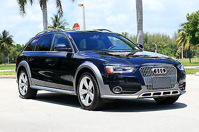 2016 Audi Allroad  2016 Audi Allroad 2015 wagon All Road 2.0 Quattro A4 BMW 328i 3 series xdrive