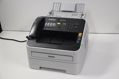 Brother FAX 2840 IntelliFax-2840 High-Speed Laser FAX Machine (Page Count: 24k)