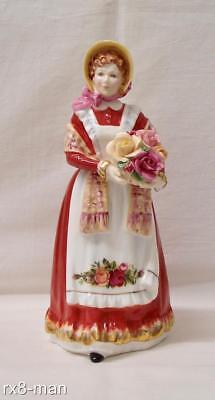 Superb Rare Vintage Royal Doulton Figurine Old Country Roses Hn 3692