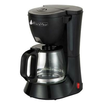BLACK PEAR BCM 112 Cafetiere 10/12 tasses 680W