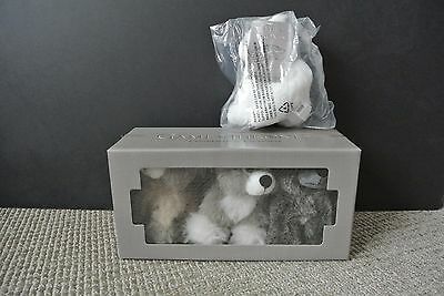 SDCC 2016 Game of Thrones Plush Dire Wolf Set  + Ghost Exclusive Limited Edition