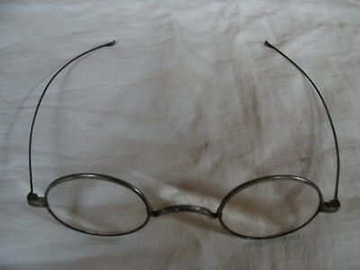 lunette ronde ovale ancienne