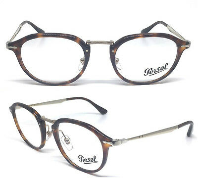 New Eyewear PERSOL CALLIGRAPHER EDITION 1368 V 24 50-22-145 100% Authentic New