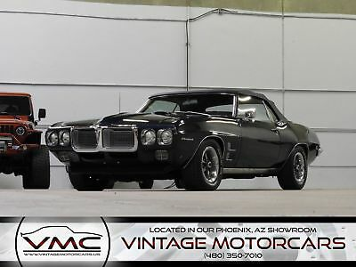 1969 Pontiac Firebird 400 Convertible matching numbers PHS DOCS 1969 Firebird 400 Convertible PHS DOCS!