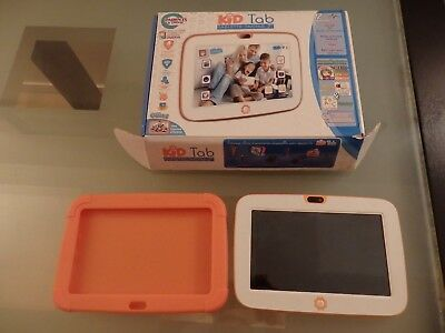 tablette enfant KID TAB by TEKNISER + housse en silicone
