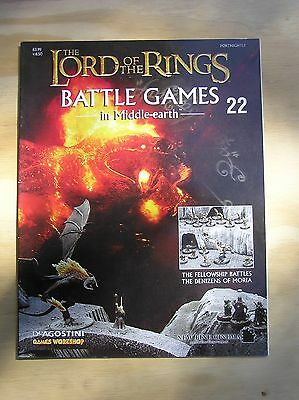 Lord of The Rings, Games Workshop Battle Games Magazine. No 22