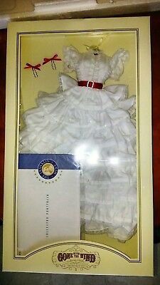 Gone with the Wind Scarlett O'Hara Doll Wardrobe Collection by The Franklin Mint
