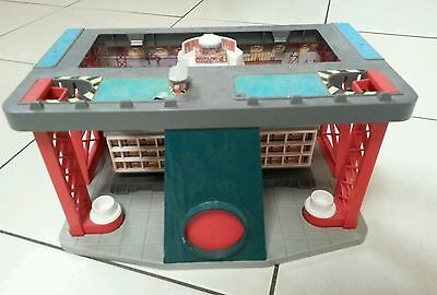 "STINGRAY - Marineville Headquarters Matchbox 1992 Gerry Anderson Retro 10"" Toy"