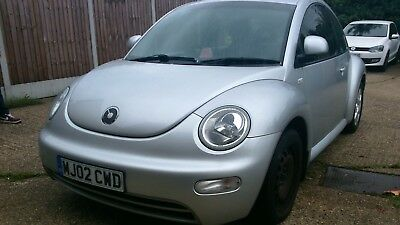 Volkswagen Beetle - Spares or repairs 2002 1.6 with a few weeks mot
