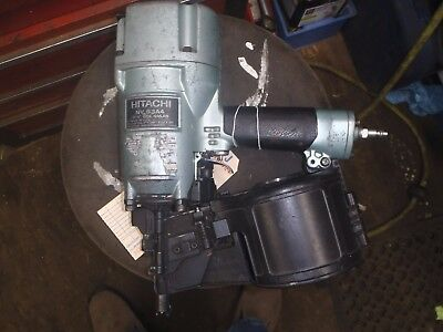 Hitachi 16 Degree 3-1/4-in 83mm Coil Framing Nailer NV83A4 Pre-Owned