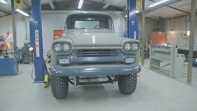1958 Chevrolet Apache American Icon Pickup Truck built for a new TV Series