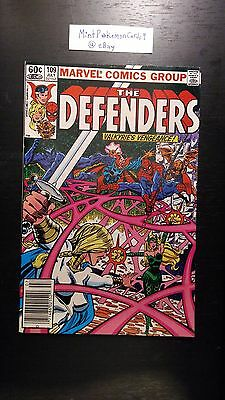 The Defenders - # 109 Comic Book - Includes Bag/Board - NM