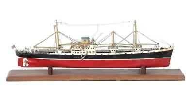 Cape Mendocino freighter ship model Lot 395