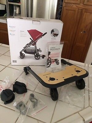 UPPAbaby Piggyback Ride-Along Board for Cruz Alta Stroller All Model Years NEW