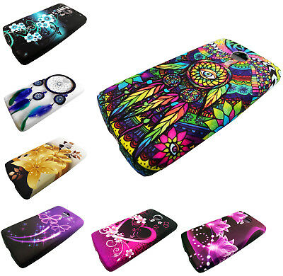 TPU Gel Skin Cover Case For ZTE Quest Legacy Virgin Assurance QLink N817 N-817