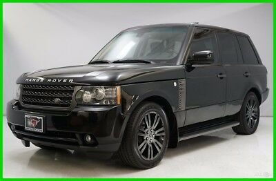2011 Land Rover Range Rover HSE 2011 HSE Used 5L V8 32V Automatic 4WD SUV Premium