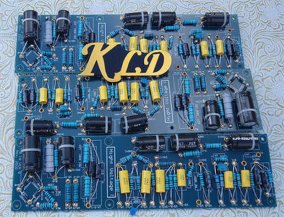 Hand wired eyelet board with components DIY kits 18w tube guitar amp TMB18