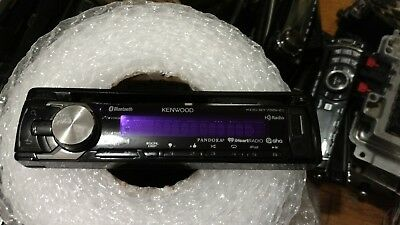 Kenwood Kdc-Bt755Hd Faceplate Only Tested