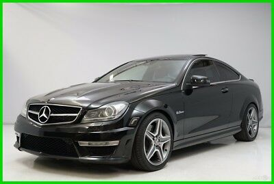 2012 Mercedes-Benz C-Class C 63 AMG® 2012 C 63 AMG Used 6.2L V8 32V Automatic RWD Coupe Premium