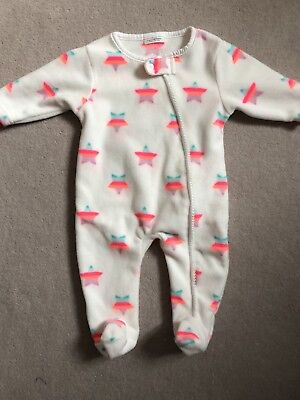 {Multi items} Next Mothercare Sleep Suit + Dress + Trousers 0-3 Month Baby Girl