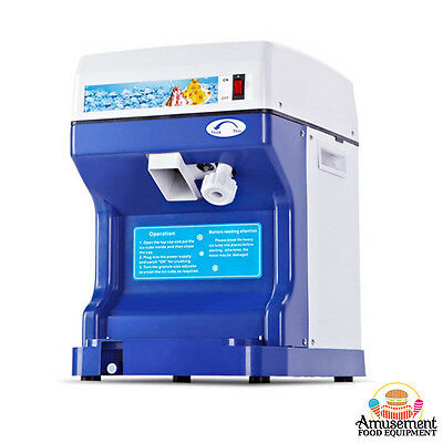 SNOW CONE MACHINE - Countertop model - Only 1 Left
