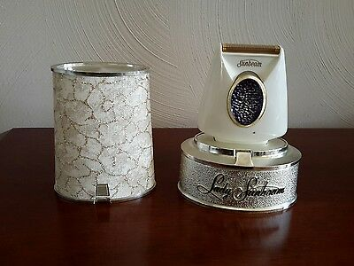 Vintage Early 1960's Lady Sunbeam Electric Shaver - Great Condition!