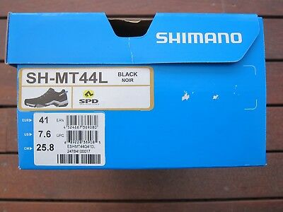 Shimano SH-MT44 SPD Cycling Shoes (New)