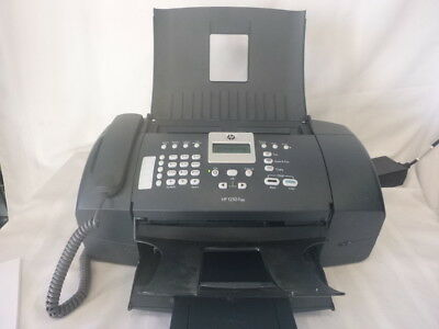 Genuine Color inkjet HP 1250 Fax Machine Copier Scanner  Good USED COND