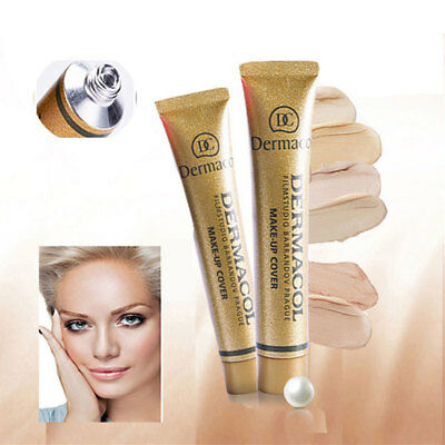 Dermacol MAKE UP COVER 30g IMPERMEABILE FONDOTINTA fortemente opaco ALL COLOR