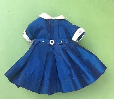 "1954 Madame Alexander-kins Doll Dress Tagged ""So Dressed Up"""