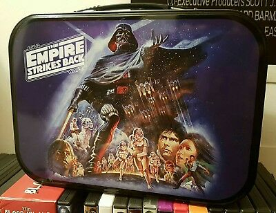 Star Wars: Empire Strikes Back Collectible Tin Tote/Lunchbox (Off. 2010 Issue)