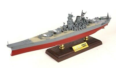 Forces of Valor 1/700 Japanese Yamato Class Battleship Diecast Model #861004A
