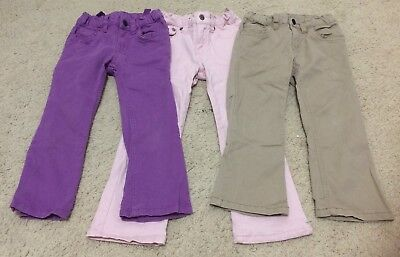 Girl's Jeans x 3 pair size 4