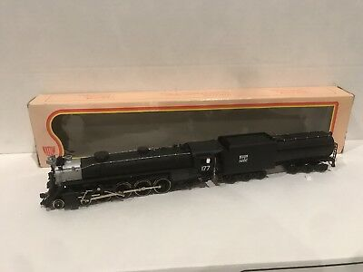 Ho Scale IHC Western Pacific 4-8-2 Steam Engine