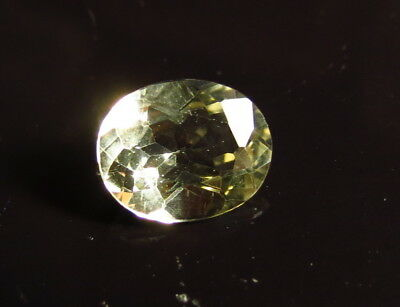 10x8mm NATURAL GOLDEN ANDESINE faceted OVAL CUT LOOSE GEMSTONE