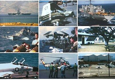 1965-66 USS Kitty Hawk CVA-63 Home Movies DVD WestPac Vietnam Philippines Japan