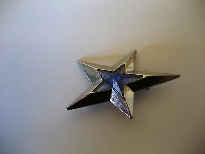 Thierry Mugler Vintage Pin Brooch Perfume Accessory
