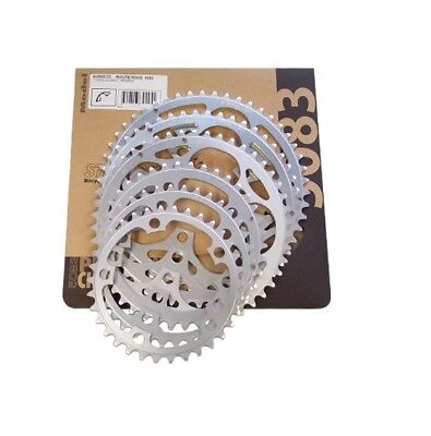 STRONGLIGHT DURAL SILVER 110BCD mm SHIMANO 9 10 CHAINRING   42T