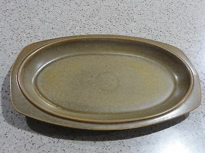 Temuka Riverstone Large Serving Plate, Made in NZ