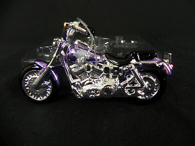 Harley Davidson Motorcycle 2001 North Pole Motorcycle Club Christmas Ornament