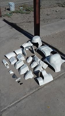 Bike Scout armor prop with helmet Star wars Return of the Jedi