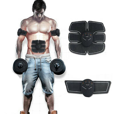 ultimate abs simulator + 2 Arm Belts - ULTIMATE SMARTY MUSCLEMAX ABS STIMULATOR